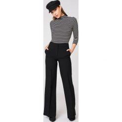 Paski damskie: Trendyol Top w paski – Black,Multicolor