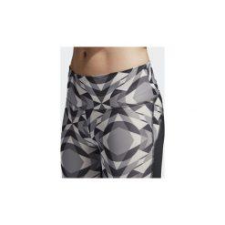 Legginsy i Rajstopy adidas  Legginsy do jogi Wanderlust High-Rise Printed. Czarne pończochy i rajstopy marki Adidas, l, z bawełny. Za 299,00 zł.