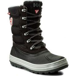 Buty zimowe męskie: Śniegowce HELLY HANSEN - Tundra Cwb 112-31.991 Jet Black/New Light Grey/Charcoal/Angora/Black Gum