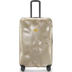 Walizka Icon duża złota. Żółte walizki Crash Baggage, duże. Za 1120,00 zł.