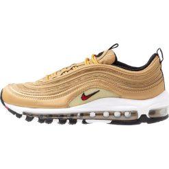 Trampki męskie: Nike Sportswear AIR MAX 97 OG QS Tenisówki i Trampki metallic gold/varsity red/white/black
