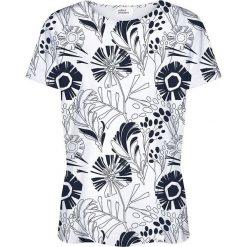 Colour Pleasure Koszulka damska CP-030 207 biała r. XXXL/XXXXL. Białe bluzki damskie Colour pleasure. Za 70,35 zł.