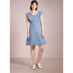 MAX&Co. DETTO Sukienka jeansowa blue. Czerwone sukienki letnie marki MAX&Co., m, z elastanu. W wyprzedaży za 439,50 zł.
