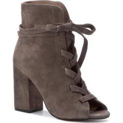 Botki CARINII - B3854 H92-000-000-C00. Szare buty zimowe damskie Carinii, ze skóry. W wyprzedaży za 259,00 zł.