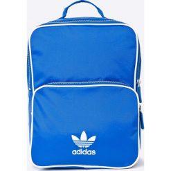 Adidas Originals - Plecak. Brązowe plecaki męskie marki adidas Originals, z bawełny. W wyprzedaży za 119,90 zł.