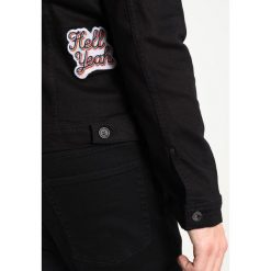 Kurtki męskie bomber: RVLT Kurtka jeansowa black
