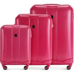 Walizki: 56-3A-37S-60 Zestaw walizek