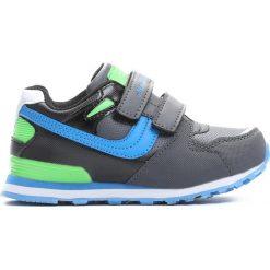 Szare Buty Sportowe Importance. Szare buty sportowe chłopięce marki Born2be, z materiału, z okrągłym noskiem. Za 59,99 zł.
