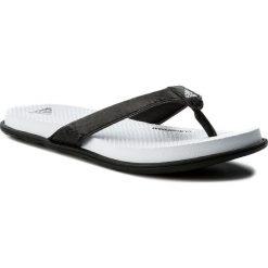 Japonki adidas - Cloudfoam One Y W CG2806 Cblack/Cblack/Aerblu. Czarne japonki damskie marki Adidas, z kauczuku. W wyprzedaży za 119,00 zł.