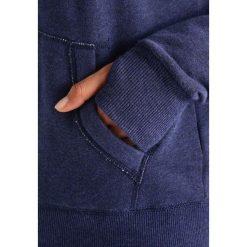 Bluzy damskie: Hollister Co. CORE Bluza rozpinana navy