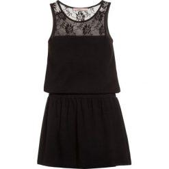 Sukienki dziewczęce: Cars Jeans KIDS LOUISIA DRESS Sukienka z dżerseju black