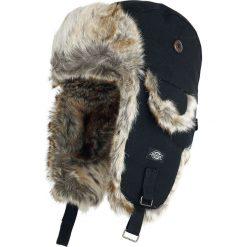 Dickies Trout Creek Czapka czarny. Czarne czapki zimowe damskie Dickies, na zimę, w paski, klasyczne. Za 121,90 zł.