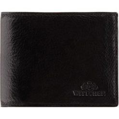 Portfel 21-1-262-1. Czarne portfele męskie Wittchen. Za 329,00 zł.