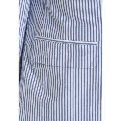 Benetton Marynarka light blue. Niebieskie kurtki dziewczęce marki Benetton, z bawełny. W wyprzedaży za 195,30 zł.