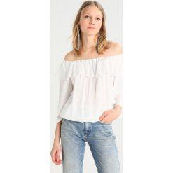 Bluzki asymetryczne: Second Female KIMMY Bluzka white
