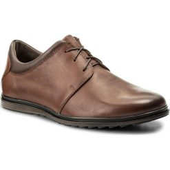 Półbuty SERGIO BARDI - Calvatone SS127319718GR  104. Brązowe buty wizytowe męskie Sergio Bardi, ze skóry. W wyprzedaży za 189,00 zł.