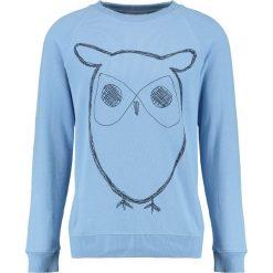 Bejsbolówki męskie: Knowledge Cotton Apparel BIG OWL Bluza allure