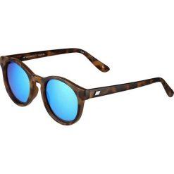 Okulary przeciwsłoneczne męskie: Le Specs HEY MACARENA Okulary przeciwsłoneczne mottled brown