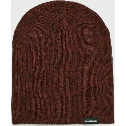 Dakine - Czapka. Brązowe czapki zimowe męskie Dakine, na zimę, z dzianiny. Za 79,90 zł.