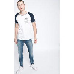 Hilfiger Denim - Jeansy Simon. Niebieskie jeansy męskie skinny marki House, z jeansu. W wyprzedaży za 399,90 zł.