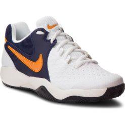 Buty NIKE - Air Zoom Resistance Cly 922064 180 White/Orange Peel. Białe buty fitness męskie Nike, z materiału. W wyprzedaży za 229,00 zł.