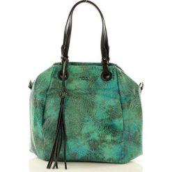 Torebki klasyczne damskie: NOBO Funkcjonalna torba miejska zielony