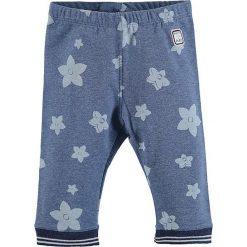 """Spodnie niemowlęce: Spodnie dresowe """"Papina"""" w kolorze niebieskim"""