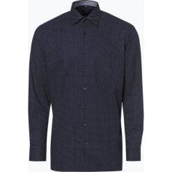 Andrew James - Koszula męska niewymagająca prasowania, niebieski. Niebieskie koszule męskie non-iron Andrew James, m, z bawełny. Za 129,95 zł.