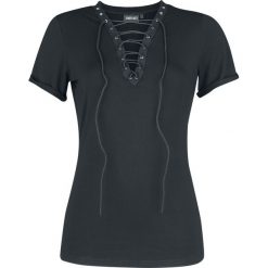 Odzież damska: Jawbreaker Lace Shirt Koszulka damska czarny