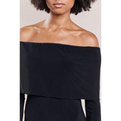Odzież damska: Norma Kamali COWL Kombinezon black