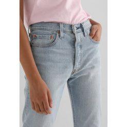 Levi's® 501 SKINNY Jeans Skinny Fit towards the sun. Niebieskie jeansy damskie relaxed fit Levi's®, z bawełny. Za 399,00 zł.