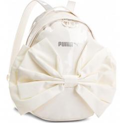 Plecak PUMA - Prime Archive Backpack Bow 075625 02 Whisper White. Białe plecaki damskie Puma, z materiału, eleganckie. W wyprzedaży za 189,00 zł.