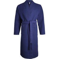 Szlafroki kimona damskie: CALANDO Szlafrok dark blue