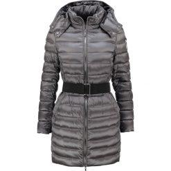 Płaszcze damskie pastelowe: Bomboogie Płaszcz puchowy grey fog