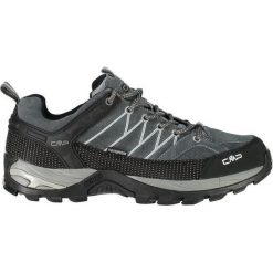 Buty trekkingowe męskie: Campagnolo Buty męskie Rigel Low Wp Grey/Mineral r. 41 (3Q13247/722P)