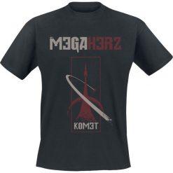 Megaherz Komet - Rocket T-Shirt czarny. Czarne t-shirty męskie Megaherz, l. Za 74,90 zł.