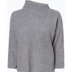 SvB Exquisit - Sweter damski z czystego kaszmiru, szary. Szare swetry klasyczne damskie SvB Exquisit, z kaszmiru. Za 899,95 zł.