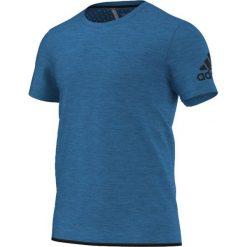 T-shirty męskie: Adidas Koszulka Uncontrol Climachill Tee niebieska r. M (S26998)