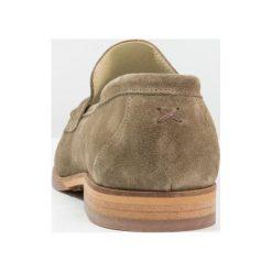 Derby męskie: Shoe The Bear DYLAN Półbuty wsuwane green