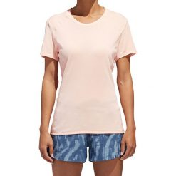 Koszulka do biegania damska ADIDAS FR SUPERNOVA TEE / CZ5555. Niebieskie bluzki z odkrytymi ramionami marki 4f, s. Za 135,00 zł.