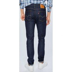 Levi's - Jeansy 510. Brązowe jeansy męskie skinny marki Levi's®. Za 369,90 zł.
