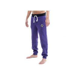 Serpens Sweatpants (Purple). Fioletowe spodnie dresowe męskie OKUAKU, z bawełny. Za 159,00 zł.