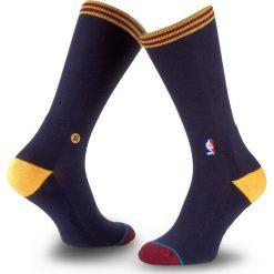 Skarpety Wysokie Unisex STANCE - Cavs Arena Logo M558D5CAVS Navy. Czerwone skarpetki męskie marki Happy Socks, z bawełny. Za 79,00 zł.