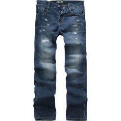 Black Premium by EMP Lenny Jeansy niebieski. Czarne jeansy męskie z dziurami marki Black Premium by EMP. Za 244,90 zł.