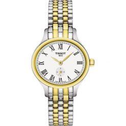 PROMOCJA ZEGAREK TISSOT T-Lady T103.110.22.033.00. Szare zegarki męskie TISSOT, ze stali. W wyprzedaży za 1672,00 zł.