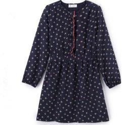 Sukienki dziewczęce: Sukienka z wzorzystym nadrukiem 3-12 lat