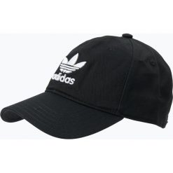 Adidas Originals - Męska czapka z daszkiem – Trefoil, czarny. Czarne czapki z daszkiem męskie adidas Originals. Za 89,95 zł.