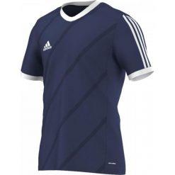 Adidas Koszulka piłkarska męska Tabela 14 granatowo-biała r. M (F84836). Białe koszulki do piłki nożnej męskie marki Adidas, m. Za 55,35 zł.