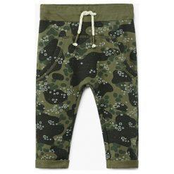 Odzież chłopięca: Mango Kids - Spodnie dziecięce Mateopr 80-104 cm