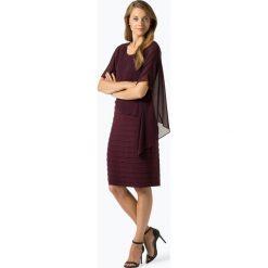 Ambiance - Elegancka sukienka damska, czerwony. Czerwone sukienki balowe Ambiance, z szyfonu. Za 749,95 zł.